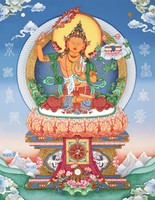 Manjushri - click to enlarge