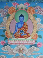 Medicine Buddha 2015 - click to enlarge