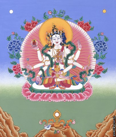 Position Of Women In Tibetan Buddhism Namgyalma-medium